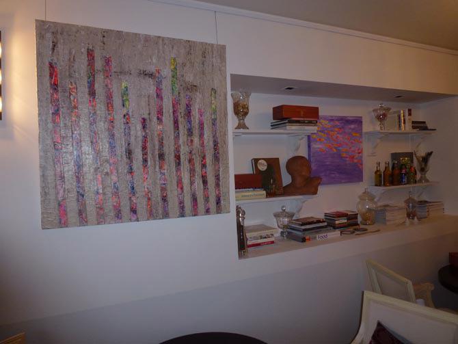 elly's restaurant exhibition by dessein