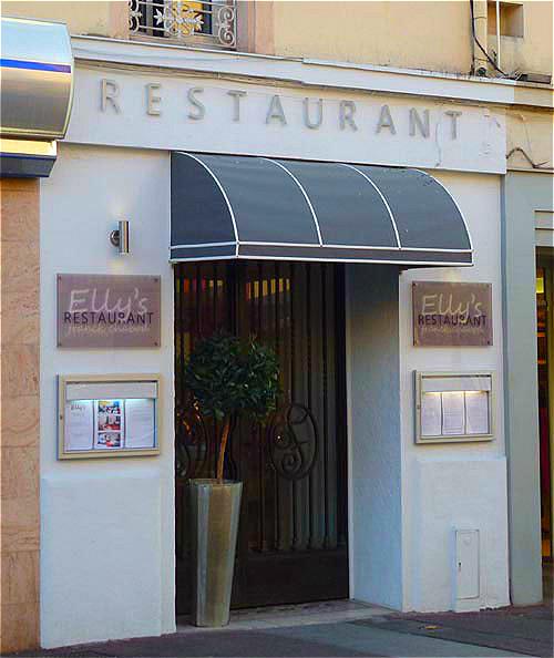 elly's restaurant