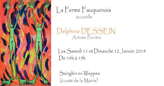 expo delphine dessein