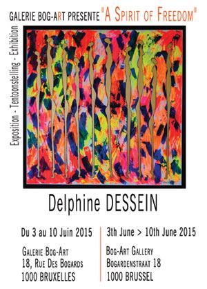 expo galerie bog-art bruxelles by delphine dessein