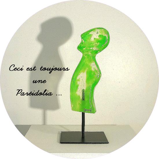 paréidolia by delphine dessein